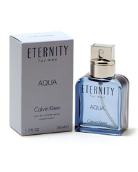 Calvin Klein Eternity Aqua Eau De Toilette Spray 1.7 Oz.