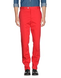 Brooks Brothers Black Fleece By Casual Pants Red
