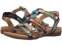 Spring Step Gipsy Black Women's Shoes