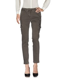 Cappellini By Peserico Casual Pants Lead