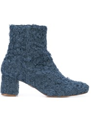 Ritch Erani Nyfc Rebel Boots Blue