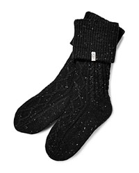 Ugg Shaye Rain Boot Socks Black