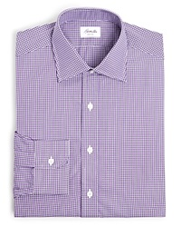 Hamilton Small Gingham Classic Fit Dress Shirt Bloomingdale's Exclusive