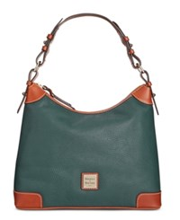 Dooney And Bourke Pebble Hobo Hunter