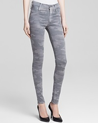 James Jeans Twiggy Ultra Flex Legging In Stonehenge Combat