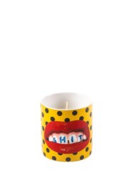 Seletti Lips And Teeth Scented Candle Multicolor