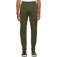 Paul Smith Ps By Green Military Cargo Pants