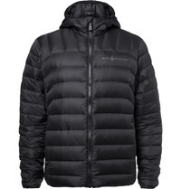 Sail Racing Link Quilted Ripstop Down Sailing Jacket Black