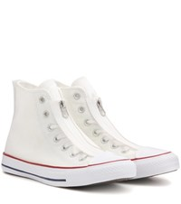 Converse Chuck Taylor All Star Shroud High Top Sneakers White