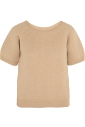 J.W.Anderson Knitted Camel Hair Blend Top