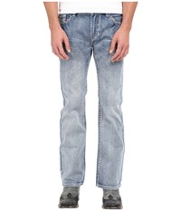 Rock And Roll Cowboy Pistol Bootcut In Medium Vintage M0p6639 Medium Vintage Men's Jeans Blue