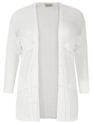 Windsmoor Ivy Open Front Cardigan Light Neutral