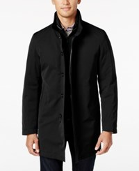 Sanyo Men's Micro Getaway Raincoat Black
