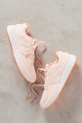 Anthropologie New Balance Zante Sneakers Pink