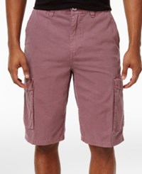 Lrg Men's Rip Stop Cargo Shorts Lightwino