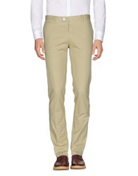 Royal Hem Casual Pants Sand