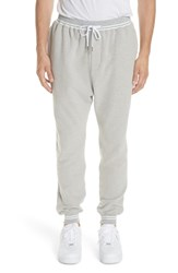 Stampd Classic Jogger Pants Heather Grey