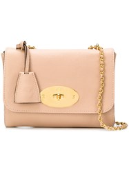 Mulberry Lily Shoulder Bag Pink And Purple