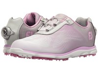 Footjoy Empower Spikeless Sublimated Boa Silver Lilac Women's Golf Shoes