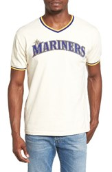 American Needle Men's Eastwood Seattle Mariners T Shirt