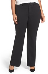 Nydj Plus Size Women's Isabella Stretch Trousers