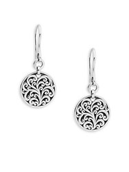 Lois Hill Sterling Silver Care Earrings