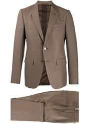 Ermenegildo Zegna Single Breasted Two Piece Suit 60