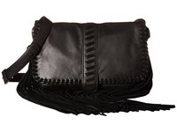Scully Winnie Soft Leather Handbag Black Handbags