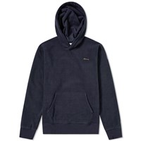 Harmony Serano Polar Fleece Hoody Blue