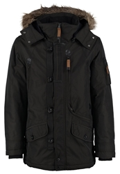 S.Oliver Parka Grey Black Anthracite