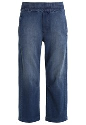 Current Elliott The Barrel Relaxed Fit Jeans Young Love Blue Denim