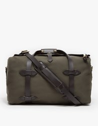 Filson Small Duffle Bag In Green