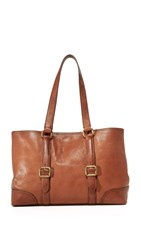 Frye Claude Tote Whiskey