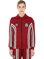 Represent X Admiral Techno Track Jacket Red