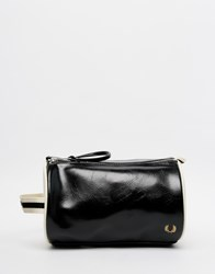 Fred Perry Classic Wash Bag Black