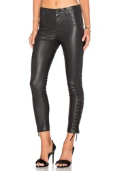 Blank Nyc Lace Up Skinny Black