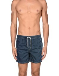 Roy Rogers Roy Roger's Swimwear Swimming Trunks Men Dark Blue