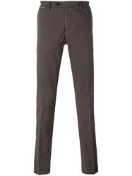 Eleventy Plain Chinos Brown