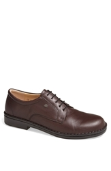 Finn Comfort 'Milano' Plain Toe Derby Men Chianti