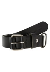 Nudie Jeans Wayne Belt Black