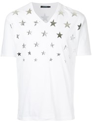 Guild Prime Star Print T Shirt White