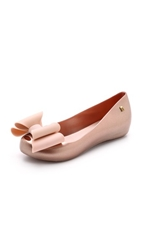 Melissa Ultragirl Sweet Bow Flats Light Pink