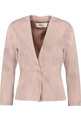Chalayan Satin Jacket Blush