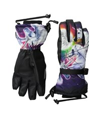 Celtek Stella Unicorn Snowboard Gloves Multi