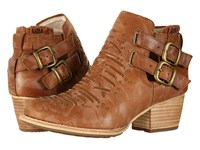Caterpillar Cheyenne Tawny Women's Pull On Boots Tan