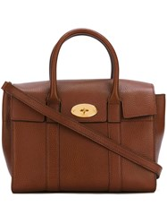 Mulberry Small 'Bayswater' Tote Brown