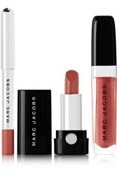 Marc Jacobs Beauty Sugar High Nude Lip Trio Pink