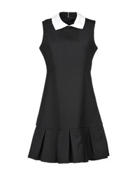 Brigitte Bardot Short Dresses Black