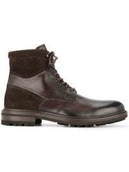 Magnanni Classic Ankle Boots Brown
