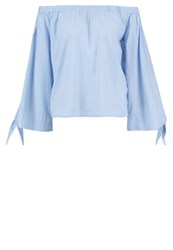 Mbym Monday Blouse Cool Blue